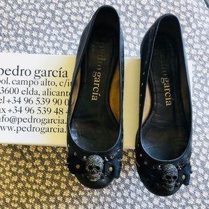 Pedro Garcia Skull Flats - Size 36